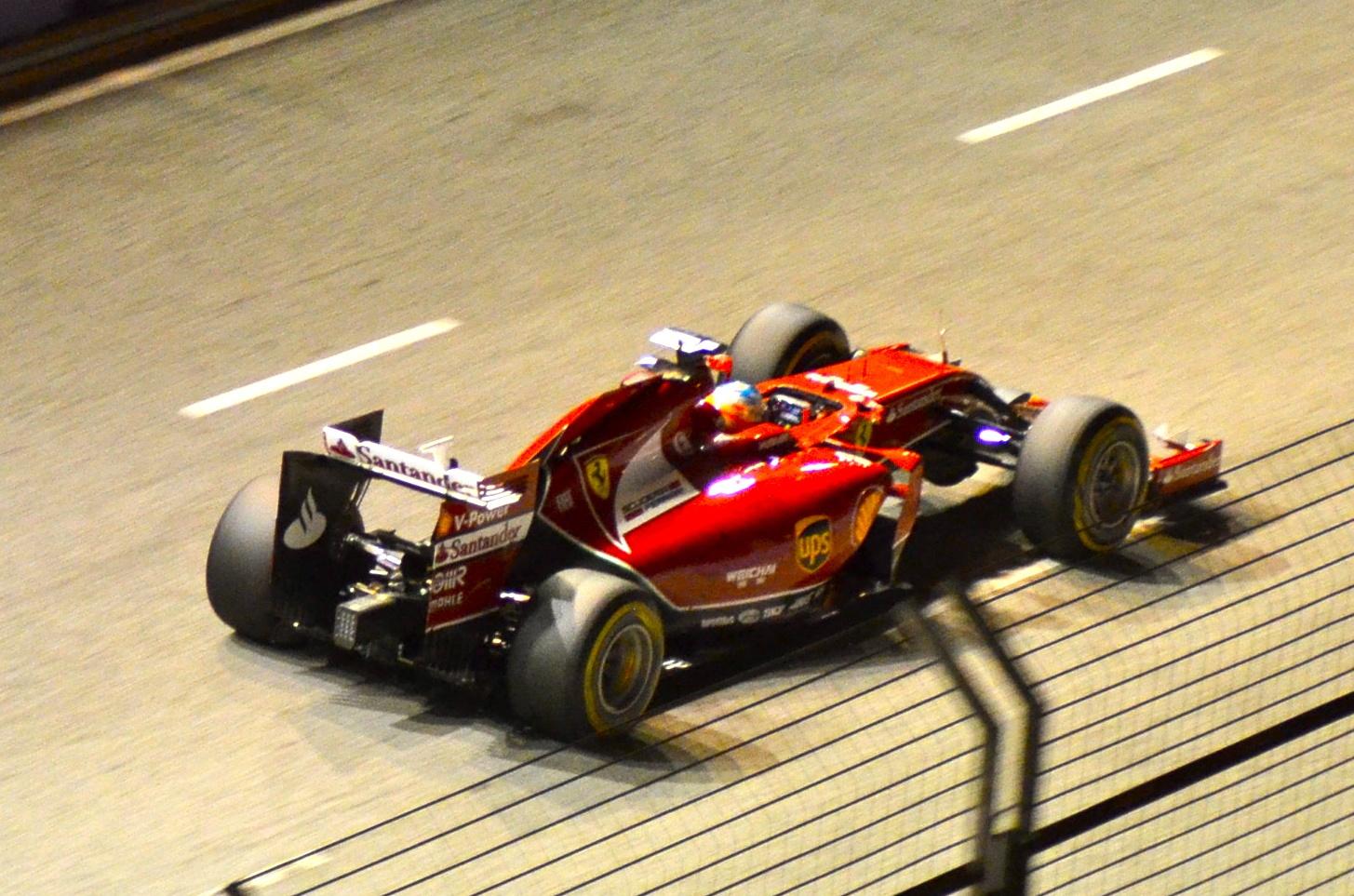 Fórmula 1 em Cingapura