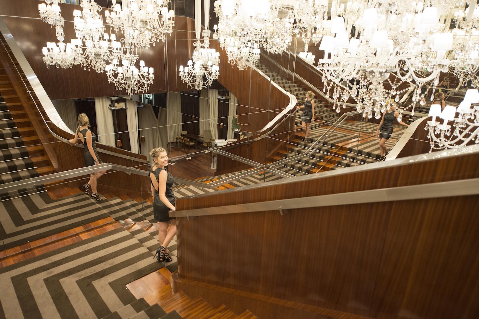 Hotel de luxo em Paris, Royal Monceau - Hospedagem de luxo em Paris