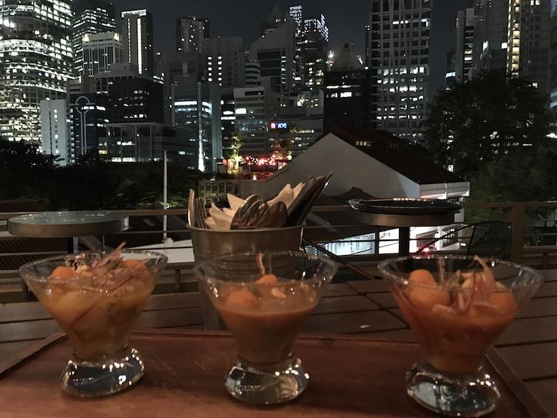 onde comer Chinatown Singapura
