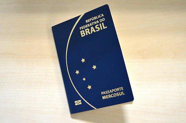 passaporte brasileiro como tirar?